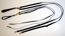 Swivel Double Leash